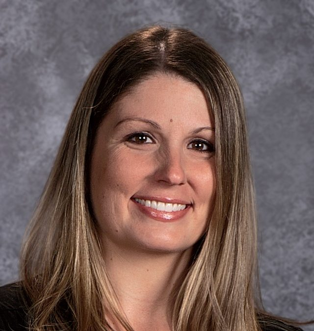 Ms. Tyndall–Grade 2 Teacher