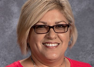 Mrs. Mullen–Teachers' Aide/Support Staff