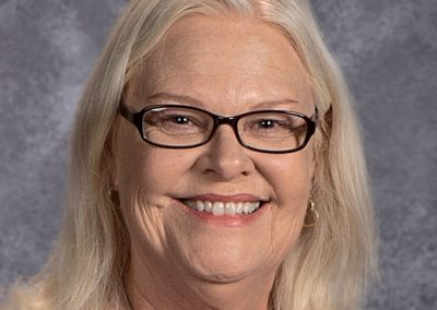 Mrs. Negvesky–Teachers' Aide/Support Staff