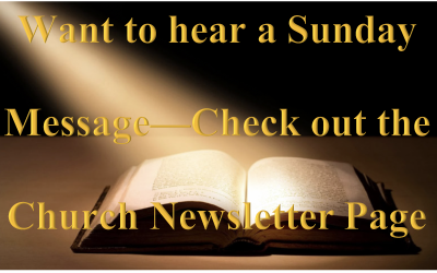 Messages of Hope from Emmaus Lutheran Church AND School
